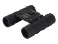 Tasco Essentials Binocular 12x 25mm Compact Center Focus Roof Prism Rubber Armored Black