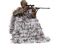 Ameristep Snow Hunter 3-D Chair Cover System Realtree AP Snow Camo