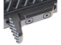 ERGO Hand Stop Barricade Support KeyMod Aluminum Black