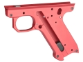Volquartsen Lightweight Replacement Frame Stripped Ruger Mark II, Mark III Aluminum Red