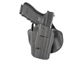 Safariland 578 Pro-Fit GLS (Grip Lock System) Paddle and Belt Loop Holster Size 2 Glock 19, 23, Springfield XDS 4.0, S&W SD9VE, SD40VE Polymer