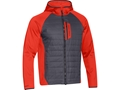 Under Armour Men's ColdGear Infrared Werewolf Jacket Polyester Fuego and Stealth Gray