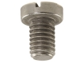 Peacemaker Parts Mainspring Screw Colt 2nd, 3rd Generation Nickel Plated Package of 2