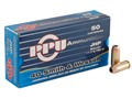 Prvi Partizan Ammunition 40 S&amp;W 180 Grain Jacketed Hollow Point Box of 50