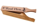 Woodhaven The Real Hen Cherry Box Turkey Call