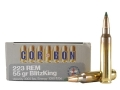Cor-Bon Self-Defense Ammunition 223 Remington 55 Grain Sierra BlitzKing Polymer Tip Box of 20