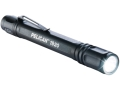 Pelican 1920 Flashlight LED with 2 AAA Batteries Aluminum Black