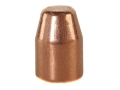 Rainier LeadSafe Bullets 9mm (355 Diameter) 124 Grain Plated Flat Nose