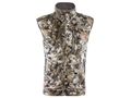 Sitka Gear Men's Stratus Insulated Vest Polyester Gore Optifade Evelvated Forest II