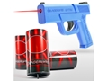 LaserLyte Plinking Can Kit with Compact Trigger Tyme Laser Pistol and 3 Cans