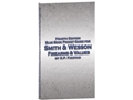 Blue Book Pocket Guide for Smith and Wesson Firearms & Values 4th Edition by S.P. Fjestad