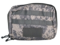 Voodoo Tactical Premium Deluxe Sniper Shooter&#39;s Mat and Drag Bag Data Book Pouch