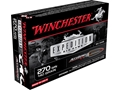 Winchester Supreme Ammunition 270 Winchester 140 Grain Nosler AccuBond Box of 20