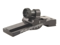 Williams WGRS-M1 Carbine Guide Receiver Peep Sight 30 Carbine (Fits Dovetail) Aluminum Black