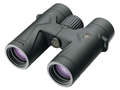 Leupold BX-3 Mojave Compact Binocular 32mm Roof Prism Armored Black with Leupold S4 LockDown X Harness