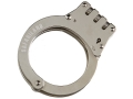 Safariland 8121 Oversized Hinge Handcuffs Steloy Nickel Finish