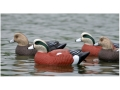 Flambeau Masters Series Weighted Keel Wigeon Duck Decoys Pack of 6