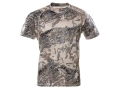 Sitka Gear Men&#39;s Core Crew Base Layer Shirt Short Sleeve Polyester