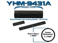 Yankee Hill Machine Customizable Free Float Tube Handguard AR-15 Carbine Length Aluminum Matte