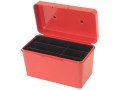 MTM Shooter&#39;s Mini Tool Box 7.8&quot; x 4.5&quot; x 4.7&quot; Red