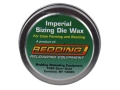 Product detail of Redding Sizing Die Wax 1 oz Tin