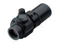 Leupold Tactical Prismatic Rifle Scope 30mm Tube 1x 14mm Illuminated Circle Plex Reticle Matte