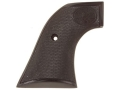 Vintage Gun Grips Ruger Vaquero Polymer Black