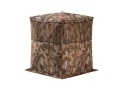 Product detail of Barronett Grounder 175 Ground Blind 60&quot; x 60&quot; x 64&quot; Polyester Bloodtrail Camo