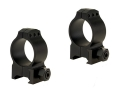 Product detail of Warne 30mm Tactical Picatinny-Style Rings Matte Medium
