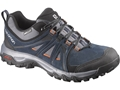 "Salomon Evasions ClimaShield 4"" Waterproof Hiking Shoes Synthetic Deep Blue/Dark Cloud/Oxide Men's"