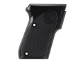 Beretta Factory Grips Beretta 3032 Tomcat Polymer Black