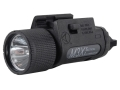 Product detail of Insight Tech Gear M3X Tactical Illuminator Flashlight Halogen Bulb  fits Picatinny Rails Polymer Black