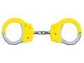 Product detail of ASP Identifier Chain Handcuffs High Carbon Steel with Polymer Over-molded Frame
