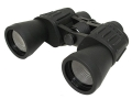 Konus Vue Binocular 10x 50mm Porro Prism Rubber Armored Black