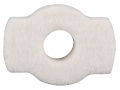 CJ Weapons Chamber Maid Locking Lug Recess Bow Tie Swabs AR-10 308 Win Cotton Pack of 20