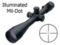 Product detail of Leupold Mark 4 Long Range Tactical M1 Rifle Scope 30mm Tube 8.5-25x 50mm Side Focus Illuminated Mil-Dot Reticle Matte