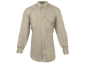 Beretta TM Shooting Shirt Long Sleeve Cotton Poplin