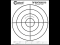 "Product detail of Caldwell Tip Top Target 8"" Bullseye Package of 100"