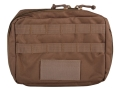 Product detail of Voodoo Tactical Premium Deluxe Sniper Shooter's Mat and Drag Bag Data Book Pouch