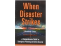 Product detail of &quot;When Disaster Strikes: A Comprehensive Guide for Emergency Planning and Crisis Survival&quot; Book by Matthew Stein