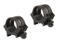 Weaver 1&quot; Quad-Lock 4X4 Rings Matte Medium