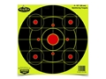 "Birchwood Casey Dirty Bird Yellow 12"" Bullseye Targets Pack of 25"