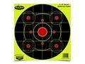 "Birchwood Casey Dirty Bird Yellow 12"" Bullseye Targets Package of 25"