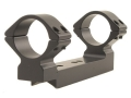 Talley Lightweight 1-Piece Scope Mounts with Integral 1&quot; Rings Thompson Center Encore, Omega, Triumph Matte High
