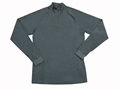 Under Armour Men's ColdGear Infrared DEVO 1/4 Zip Base Layer Shirt Long Sleeve Polyester