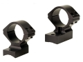 Talley Lightweight 2-Piece Scope Mounts with Integral 1&quot; Rings Weatherby Magnum Matte Medium
