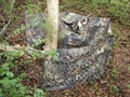 Primos Up-N-Down Stake Out Adjustable Ground Blind 3' x 12' Polyester Ground Swat Grey Camo