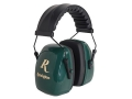 Remington Lightweight M-31 Earmuffs (NRR 31 dB) Green