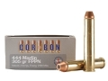 Cor-Bon Hunter Ammunition 444 Marlin 305 Grain Flat Nose Penetrator Box of 20
