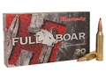 Hornady Full Boar Ammunition 243 Winchester 80 Grain Gilding Metal Expanding Boat Tail Box of 20